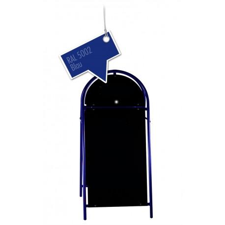 Werbeschild-Firmenschild-Werbemittel Strassenschild Kundenstopper XXL Blau