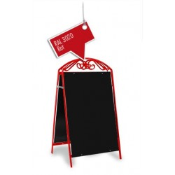 Werbeschild-Firmenschild-Werbemittel Strassenschild Kundenstopper Standard Anthrazit