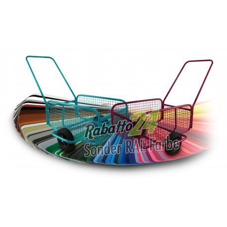 Handwagen Bollerwagen Transportwagen Einkaufswagen Transportwagen Sonder RAL Farbe