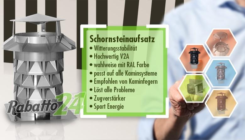 Schornsteinaufsatz System